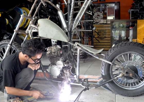 Nusabali.com - bisnis-modifikasi-motor