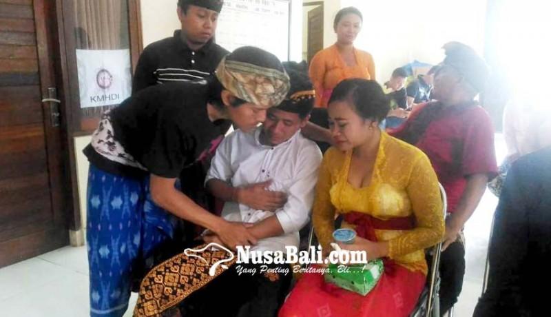 www.nusabali.com-perkawinan-sejoli-pembuang-bayi-diwarnai-isak-tangis