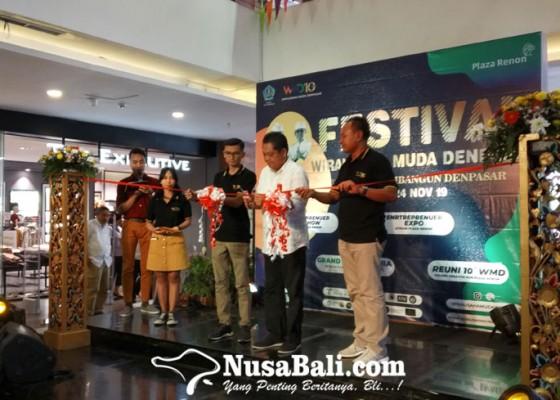 Nusabali.com - kota-denpasar-genjot-lahirkan-wirausahawan-muda