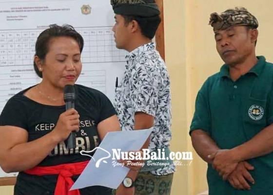 Nusabali.com - suara-golput-ungguli-5-pemenang-pilkel