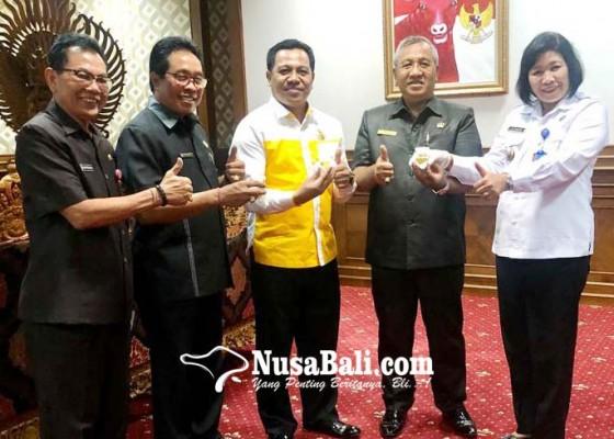 Nusabali.com - bnnk-tes-urine-anggota-dprd-badung
