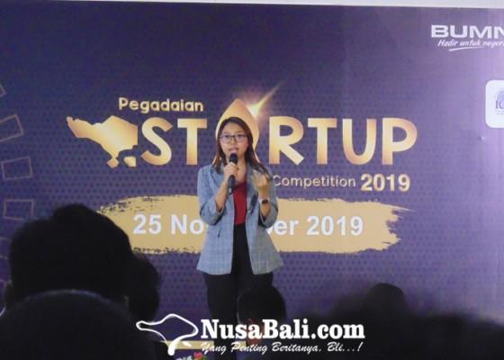 Nusabali.com - pegadaian-seleksi-startup-penerima-bantuan-usaha
