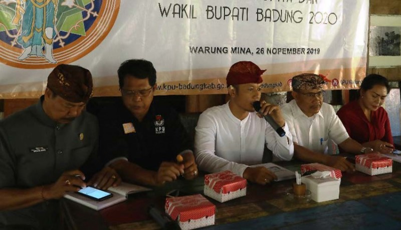 www.nusabali.com-pilkada-2020-kpu-badung-target-partisipasi-pemilih-85