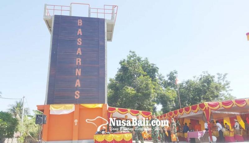 www.nusabali.com-pos-pertolongan-buleleng-dilengkapi-tower-repling
