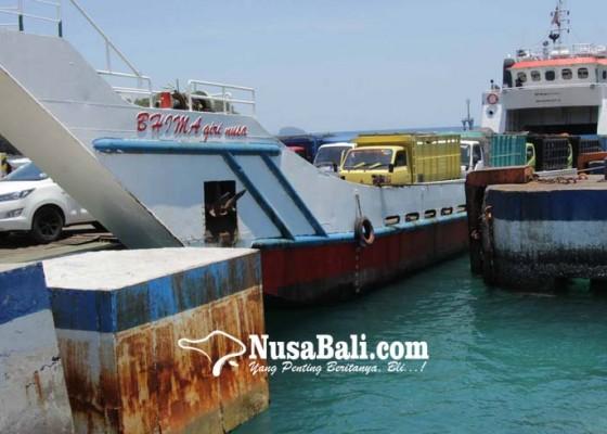 Nusabali.com - nataru-opp-padangbai-operasikan-32-kapal