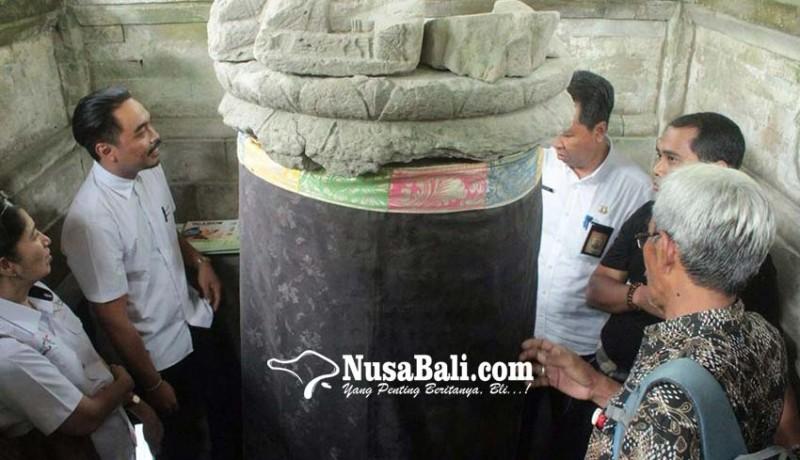 www.nusabali.com-disbud-denpasar-inventarisasi-249-cagar-budaya
