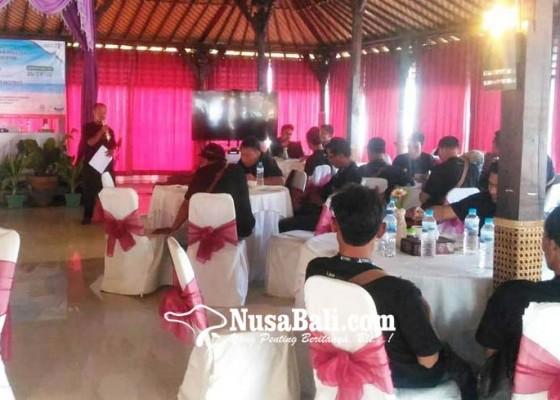 Nusabali.com - kementerian-pariwisata-gelar-pelatihan-bagi-pemandu-geopark
