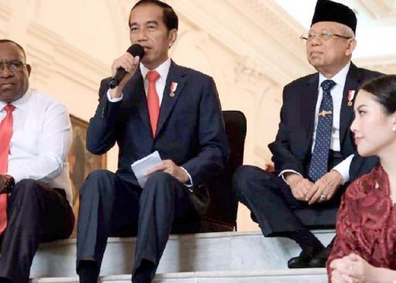 Nusabali.com - kabinet-gemuk-digugat-jokowi-tak-ambil-pusing
