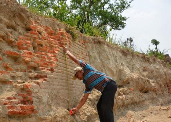 Nusabali.com - temuan-struktur-bata-kuno-diduga-pemukiman-majapahit