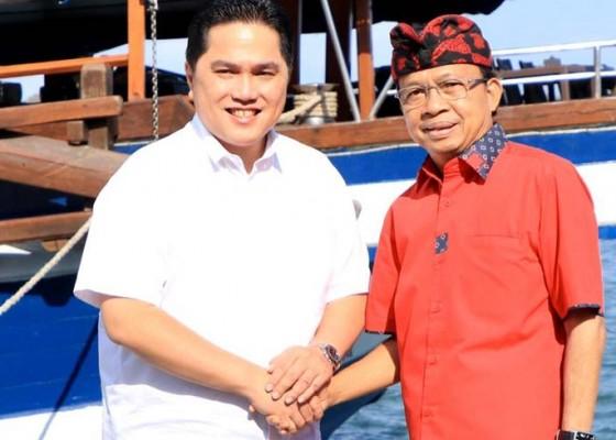 Nusabali.com - menteri-bumn-cek-pengembangan-benoa