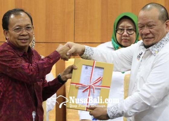 Nusabali.com - anggota-dpd-ri-dapil-bali-sudah-siapkan-rekomendasi