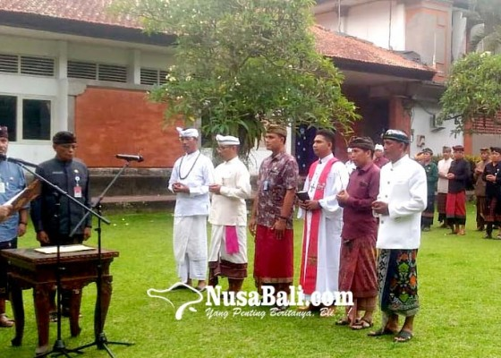 Nusabali.com - 9-eselon-ii-pemkab-bangli-tanpa-tuan