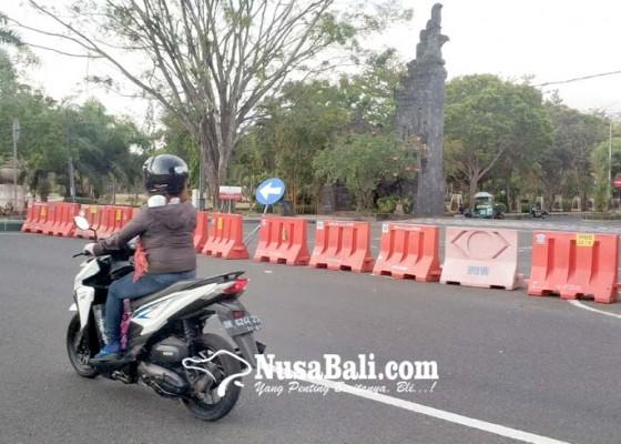 Nusabali.com - rawan-kecelakaan-u-turn-ditutup