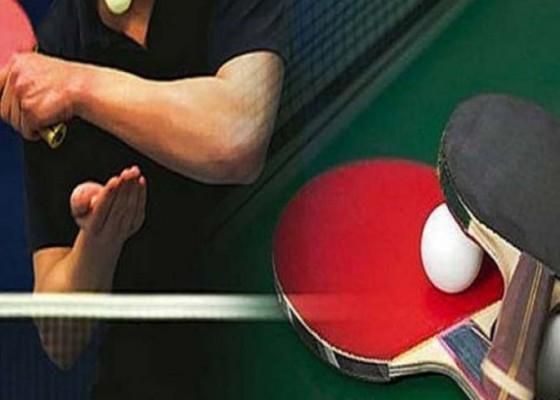 Nusabali.com - tenis-meja-piala-prg-tandingkan-9-kategori