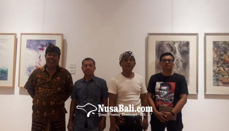 www.nusabali.com-dua-sahabat-pameran-bersama-di-griya-santrian