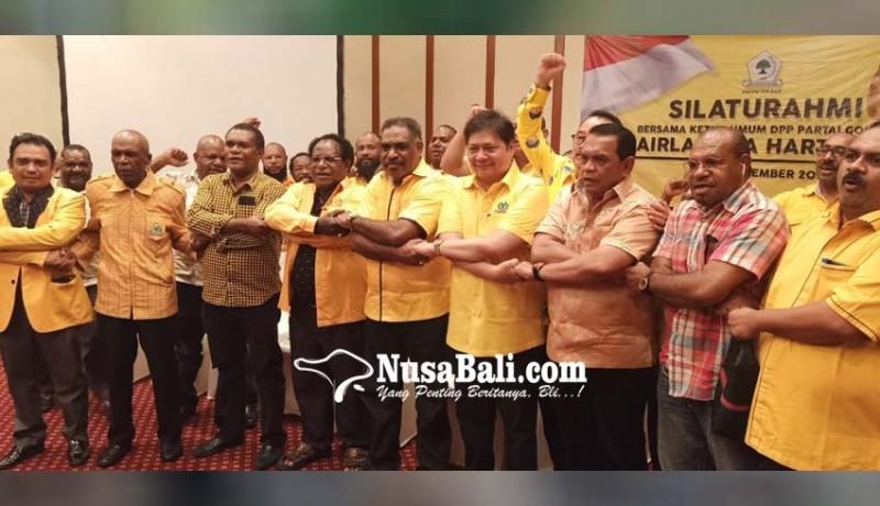 www.nusabali.com-airlangga-klaim-dukungan-514-dpd-golkar