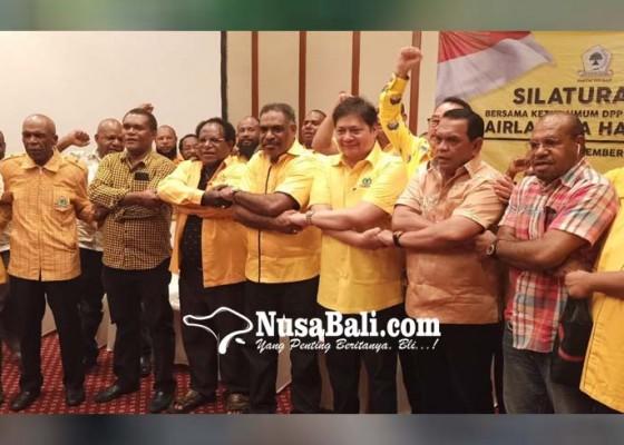 Nusabali.com - airlangga-klaim-dukungan-514-dpd-golkar