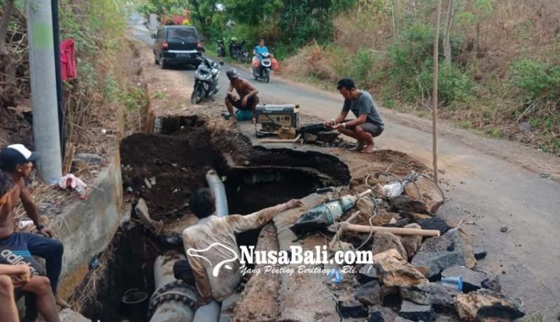 www.nusabali.com-objek-wisata-kolam-yeh-sanih-sempat-tutup-12-jam