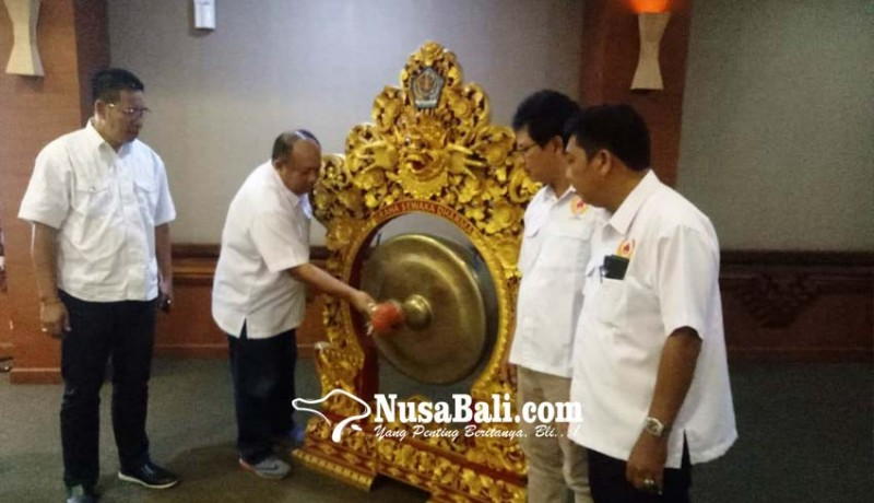 www.nusabali.com-raker-koni-denpasar-terima-dua-anggota-baru
