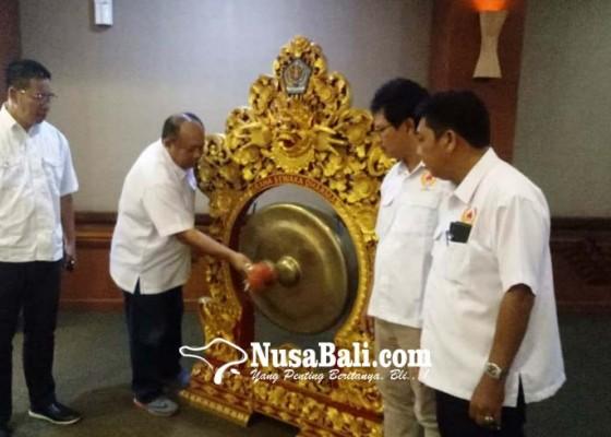 Nusabali.com - raker-koni-denpasar-terima-dua-anggota-baru