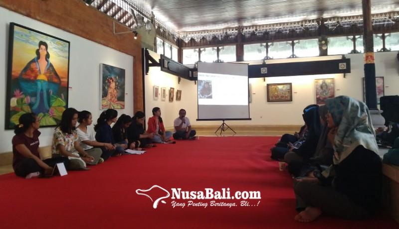 www.nusabali.com-perupa-perempuan-bali-perkenalkan-karya-dalam-artist-talk