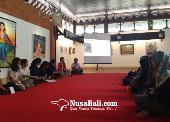 Nusabali.com - perupa-perempuan-bali-perkenalkan-karya-dalam-artist-talk