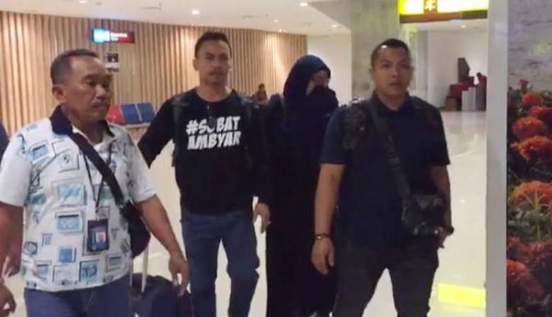 www.nusabali.com-buron-korupsi-tiket-garuda-diringkus-di-pekanbaru
