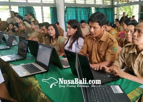 Nusabali.com - sistem-siskeudes-2020-berubah-anggaran-pelatihan-staf-nihil