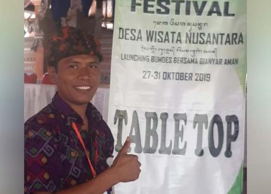 Nusabali.com - ketua-bumdes-petulu-tantang-incumbent-di-pilkel
