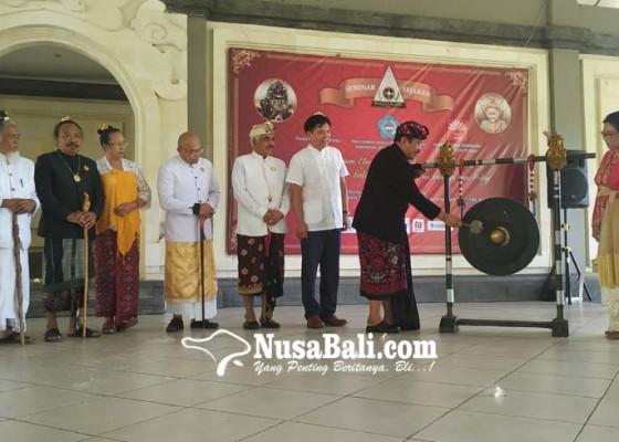 Nusabali.com - wagub-harap-pererat-persaudaraan-bali-tionghoa