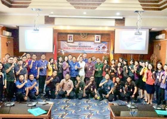 Nusabali.com - bagian-humas-dan-protokol-kota-denpasar-gelar-workshop-kehumasan