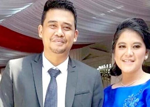 Nusabali.com - menantu-jokowi-daftar-jadi-calon-walikota