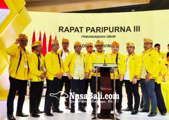 Nusabali.com - perjuangan-ruu-bali-bergema-di-munas-golkar