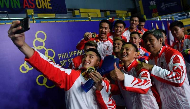 www.nusabali.com-tradisi-medali-emas-beregu-putra-berlanjut