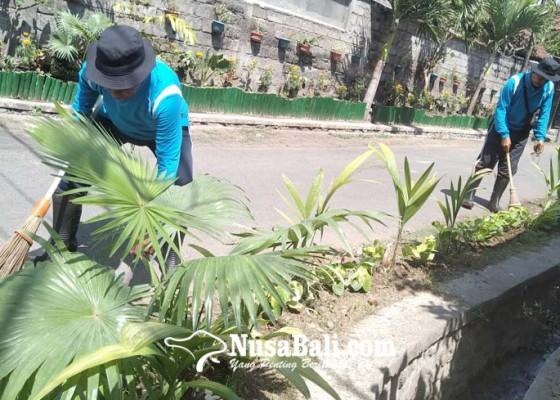 Nusabali.com - banjar-bengkel-launching-kampung-hijau