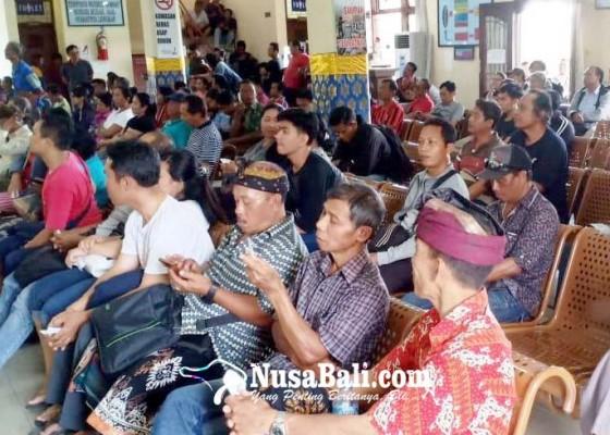 Nusabali.com - penutupan-pemutihan-hari-ini-antrean-wajib-pajak-membeludak