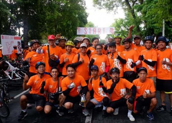 Nusabali.com - harris-day-2019-ajak-bergaya-hidup-sehat