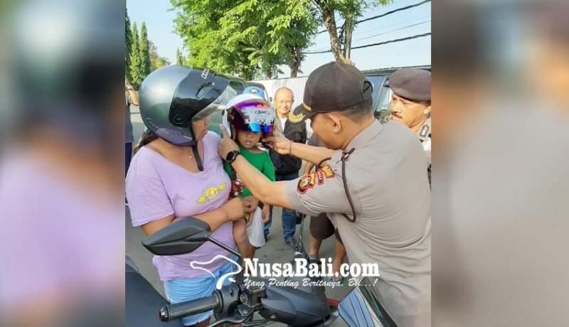 www.nusabali.com-ketidakpatuhan-berhelm-jadi-atensi-buleleng
