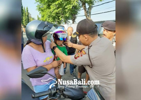Nusabali.com - ketidakpatuhan-berhelm-jadi-atensi-buleleng