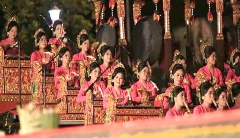 www.nusabali.com-klungkung-gelar-lomba-gong-kebyar-wanita-antar-kecamatan
