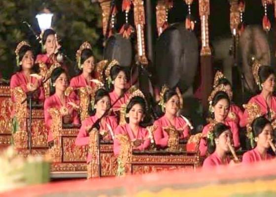 Nusabali.com - klungkung-gelar-lomba-gong-kebyar-wanita-antar-kecamatan