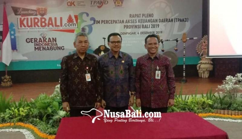 www.nusabali.com-dukung-penyaluran-kur-kurbalicom-diluncurkan