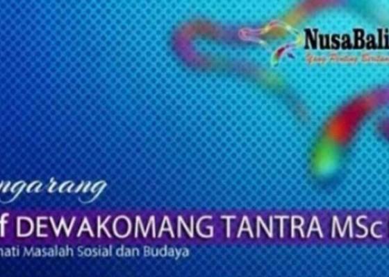 Nusabali.com - tapak-dara-tidak-saling-bersilang