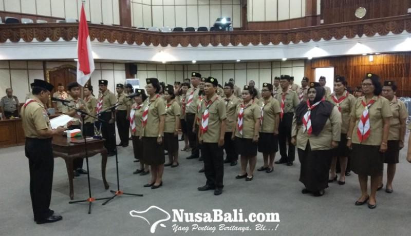 www.nusabali.com-pramuka-bali-dilibatkan-bantu-bpom