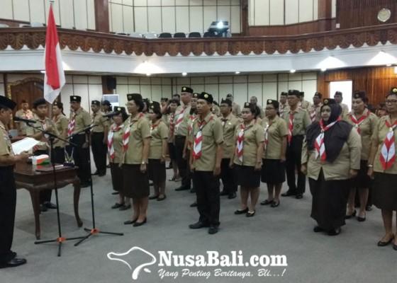 Nusabali.com - pramuka-bali-dilibatkan-bantu-bpom