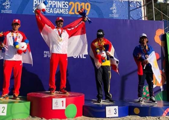 Nusabali.com - atlet-surfing-bali-rebut-dua-medali