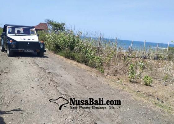 Nusabali.com - jalan-arah-pantai-nyanyi-benyah-latig