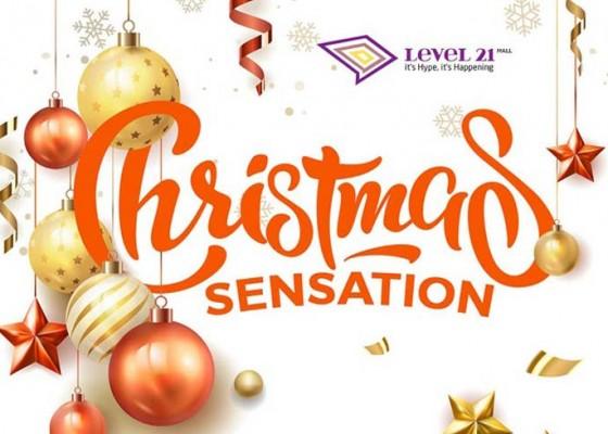 Nusabali.com - rayakan-tahun-ke-3-mall-level-21-gelar-berbagai-acara-seru