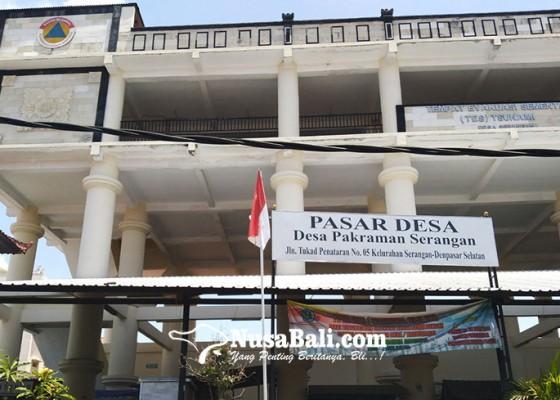 Nusabali.com - tempat-evakuasi-tsunami-di-serangan-bisa-tampung-1000-orang
