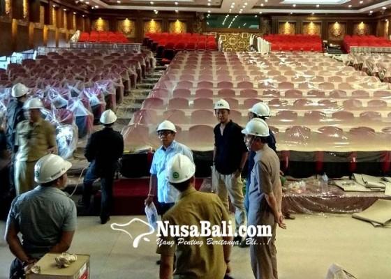 Nusabali.com - penyelesaian-gedung-balai-budaya-diprediksi-molor